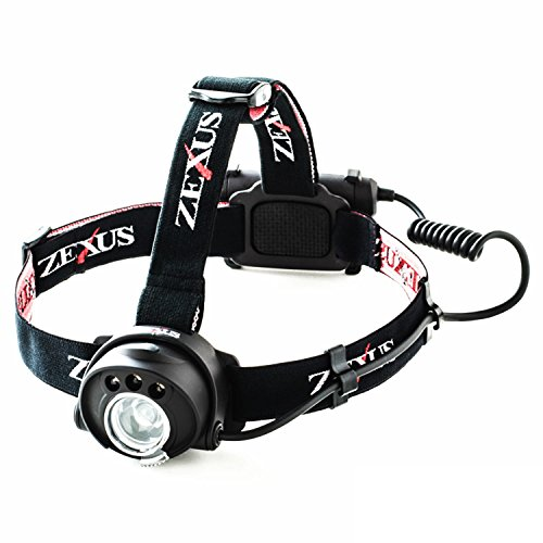 冨士灯器 ZEXUS LEDライト ZX-340 INFINITY