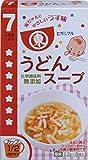 ヒガシマル 赤ちゃん用 うどんスープ 2.2g*8袋 7ヶ月頃から ×10個セット