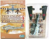 【2C】 エフトイズ 1/144 双発機コレクション Vol.4 九九式双発軽爆撃機 I型 飛行第8戦隊 第1中隊 単品