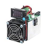 Rakuby 12V 100W 電子負荷放電 デジタル 電池容量 テスター テストモジュール DC