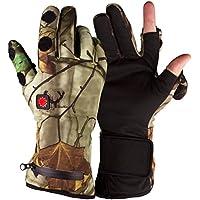 Morpilotユニセックス加熱手袋、電動充電式バッテリーPowered、最大6時間の暖かさを – 迷彩