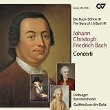 Bach,J.C.F.: Concerti