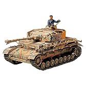 タミヤ 1/35 ミリタリーミニチュアシリーズ No.181 ドイツ陸軍 IV号戦車 J型 プラモデル 35181