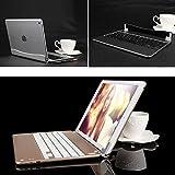 passion iPad Air2 スリムミニ Bluetooth キーボード ワイヤレスキーボード アルミ合金 ◇KBAIR2 (グレー)