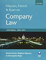 Mayson, French & Ryan on Company Law 2010-2011