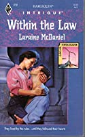 Within The Law (Harlequin Intrigue)