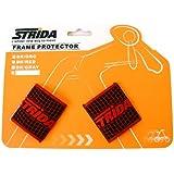 STRIDA(ストライダ) フレームプロテクター2個セット FRAME PAD ST-FP-003 RED