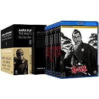 黒澤明監督作品 AKIRA KUROSAWA THE MASTERWORKS Bru-ray Disc Collection II