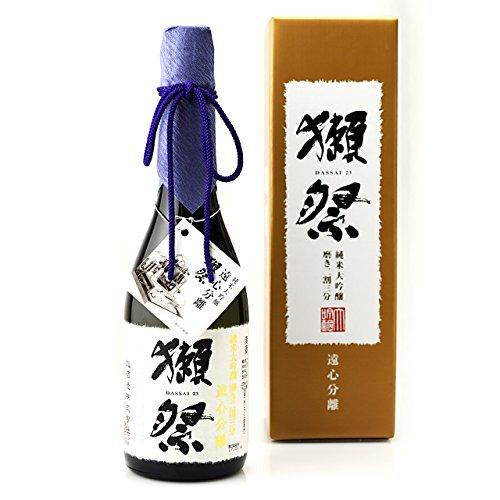 獺祭(だっさい) 純米大吟醸 遠心分離 磨き二割三分 720ml 山口県 旭酒造