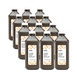 Amazon Brand - Solimo Hydrogen Peroxide Topical Solution USP, 16 Fl. Oz (Pack of 12)