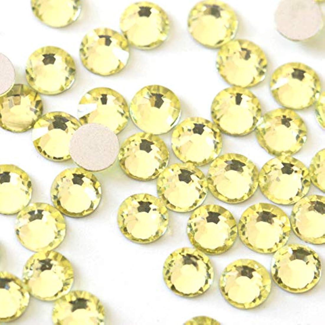 対人シリーズ散逸【ラインストーン77】高品質ガラス製ラインストーン ジョンキル(1.7mm (SS5) 約200粒)