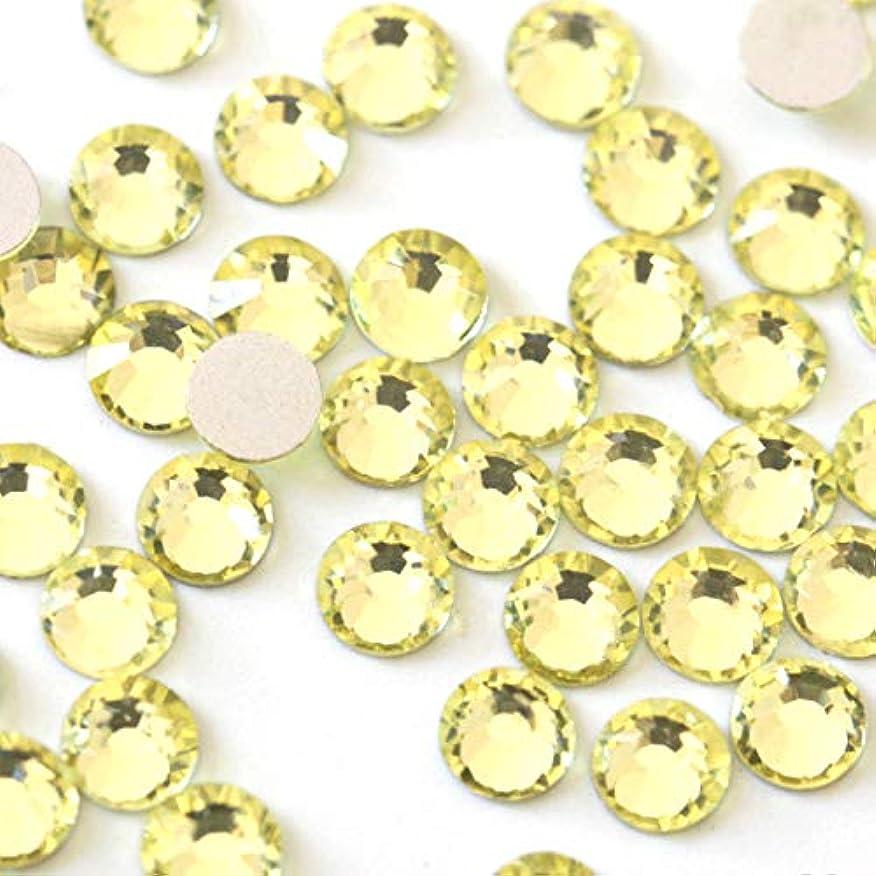 警戒難民機械的【ラインストーン77】高品質ガラス製ラインストーン ジョンキル(2.6mm (SS10) 約200粒)