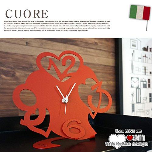 CUORE(クオーレ)置き時計 ARTI&MESTIERI