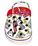 アドバンス スヌーピー キャラニコ サンダル Logo 23cm Snoopy SN4-07