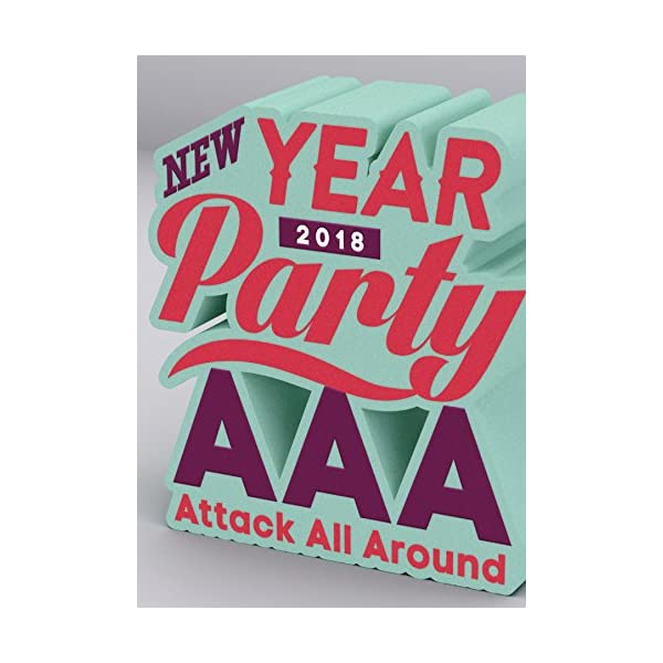 AAA NEW YEAR PARTY 2018(...の商品画像