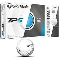 TAYLOR MADE(テーラーメイド) ゴルフボール TP5 2017年モデル 12個入り ホワイト B1346001
