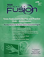 Science Fusion Texas Assessment Review and Practice Grade 7 (Holt Mcdougal Science Fusion)