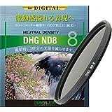 MARUMI カメラ用フィルター DHG ND 8 37mm 光量調整用 079211
