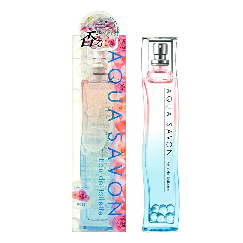 アクアシャボン ローズスパの香り EDT 正規品(80mL)