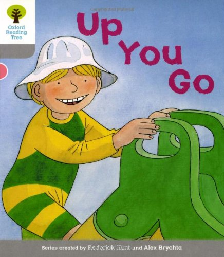Oxford Reading Tree: Level 1: More First Words: Up You Goの詳細を見る