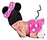 トゥルー・ハート 【赤ちゃん用 衣装】かわいい赤ちゃん が ミニーちゃん に変身! 見とれてしまう可愛さにメロメロ/ 選べる2色 KOT-54 (ピンク 6~12ヶ月位まで)