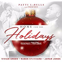 PATTI LABELLE HOME FOR THE HOLIDAYS WITH FRIENDS