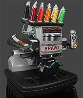 Melco Bravo 16-needleプロフェッショナル刺繍マシン