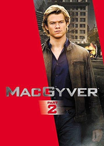 マクガイバー DVD-BOX PART2[DVD]