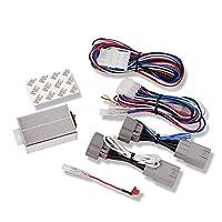 YOURS(ユアーズ) ダイハツ ムーヴカスタム 後期専用 LED デイライト ユニット システム LEDポジションのデイライト化に最適 YMT808-4514