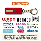 nocoly key holder [Normal Ver.] (R) ノコリーキーホルダー レッド  BP-NOKH/R