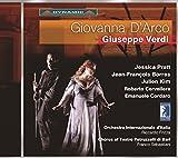 ヴェルディ:歌劇「ジョヴァンナ・ダルコ」プロローグと3幕(CD)[2CDs]