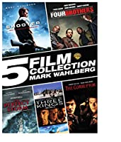 5 FILM COLLECTION: MARK WAHLBERG