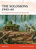 The Solomons 1943–44: The Struggle for New Georgia and Bougainville (Campaign Book 326) (English Edition) 画像