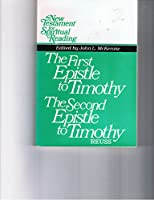 First and Second Epistle to Timothy
