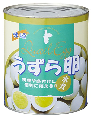 うずら卵 2号缶