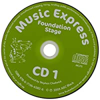 Music Express Foundation Stage Replacement CD1