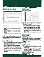 Excel 2016 Quick Source Reference Guide [並行輸入品]