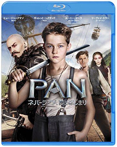 PAN~ネバーランド、夢のはじまり~ ブルーレイ&DVDセット(初回仕様/2枚組/デジタルコピー付) [Blu-ray]の詳細を見る