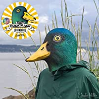 [アーチーマクフィー]Archie McPhee - Accoutrements Mallard Duck Mask 12547 [並行輸入品]