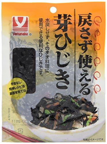 ヤマナカフーズ 戻さず使える芽ひじき 60g×5袋