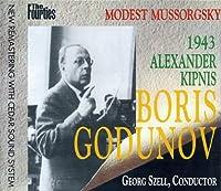 OPERA - MODEST MUSSORGSKY : BORIS GODUNOV(2CD) - OPERA FROM AMERICA 1943 ムソルグスキー作曲 オペラ歌劇「ボリス・ゴドノフ」