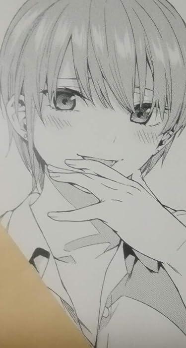 五等分の花嫁  iPhone/Androidスマホ壁紙(744×1392)-1 - 中野 一花(なかの いちか)