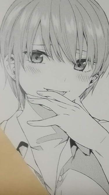 五等分の花嫁  iPhone/Androidスマホ壁紙(480×854)-1 - 中野 一花(なかの いちか)