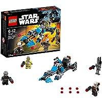 レゴ(LEGO)スター?ウォーズ バウンティー?ハンター™のスピーダー?バイク 75167