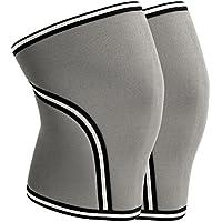ZSZBACE膝保護具、スポーツ用膝パッド、温かい包帯、走るための滑り止め、運動、関節痛、関節炎および傷害の回復