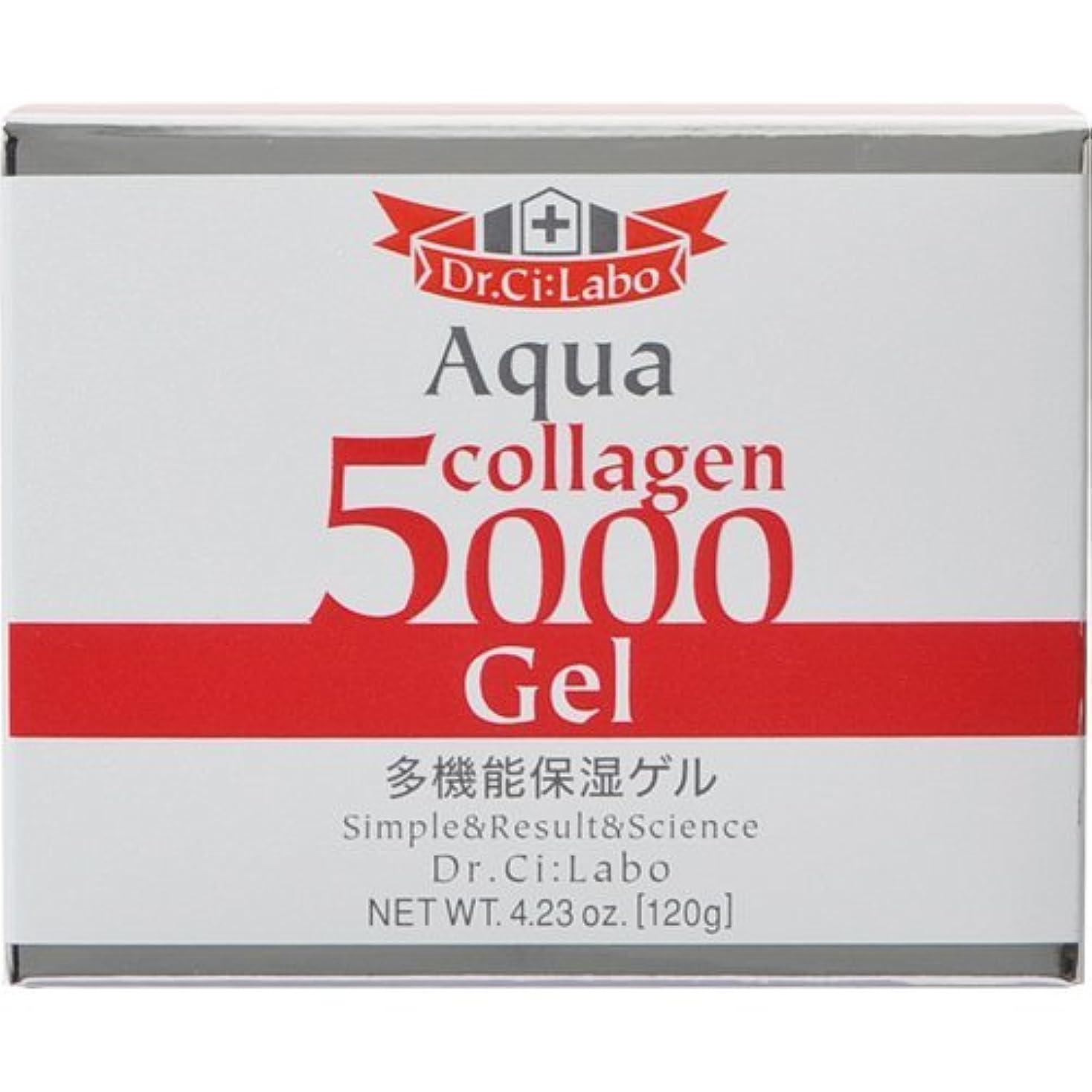 付録具体的にアンプドクターシーラボ アクアコラーゲンゲル5000 120g