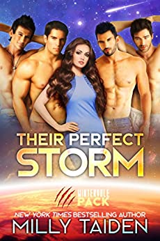 Their Perfect Storm (Wintervale Packs Book 2) by [Taiden, Milly]