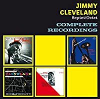 Complete Recordings - Septet / Octet (2CD) by Jimmy Cleveland