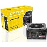 Cyonic PC電源 80PLUS GOLD プラグイン 650W ATX電源 5年保証 AU-650X