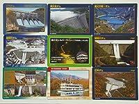 ダムカード うおぬまダムスタンプラリー 宿泊者限定プレミアムカード含むセット+相俣ダム60周年記念カード+奥只見ダムカードVer2.0